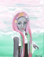"""Kerli - Pop Girl"" by Valerie Parente"