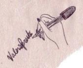 Valerie Parente (handwritten)