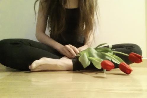 tulip feet