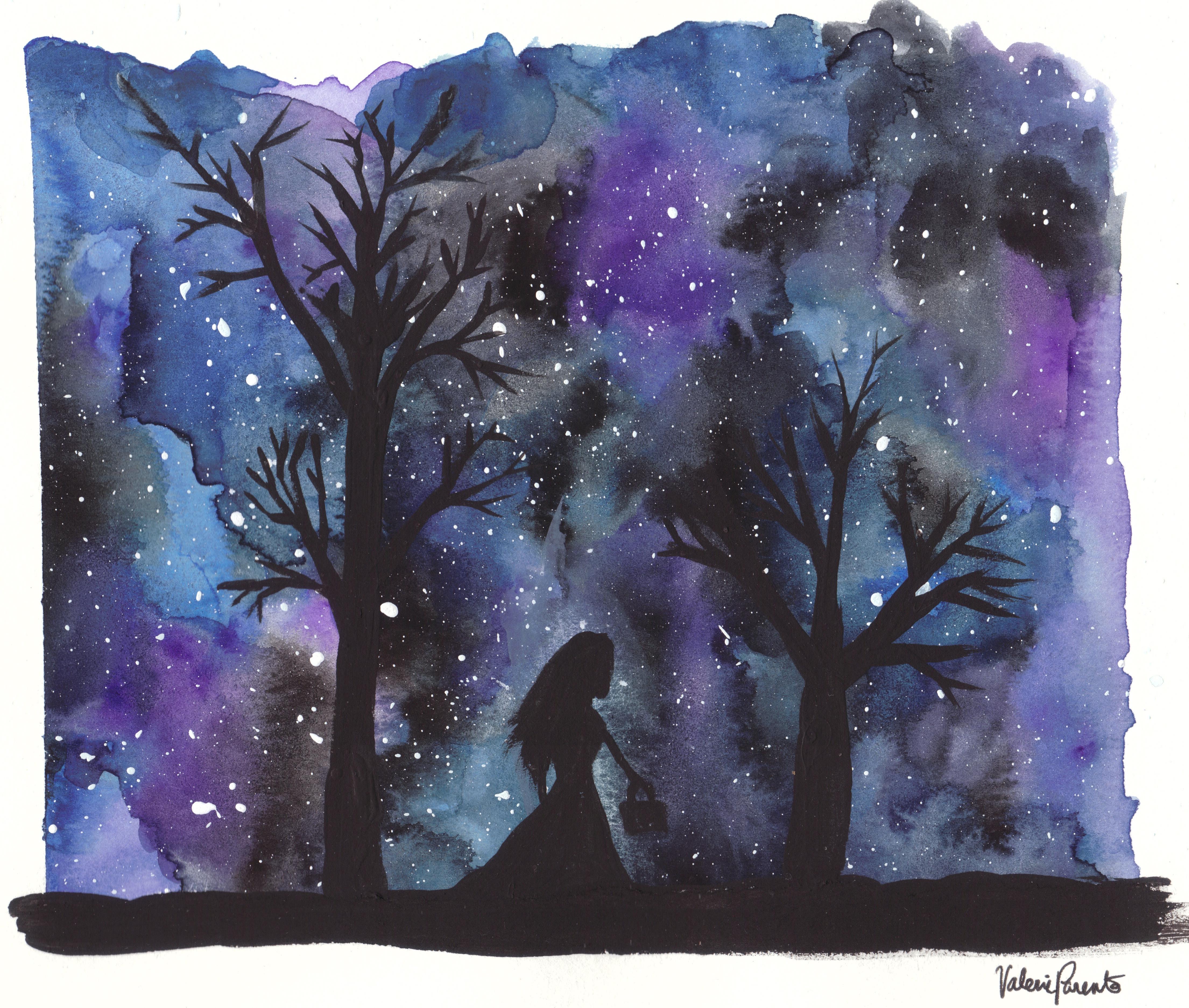 """Run Away"" by Valerie Parente"