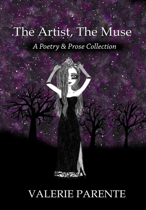The Artist, The Muse by Valerie Parente