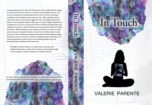 In Touch by Valerie Parente (Book Jacket)