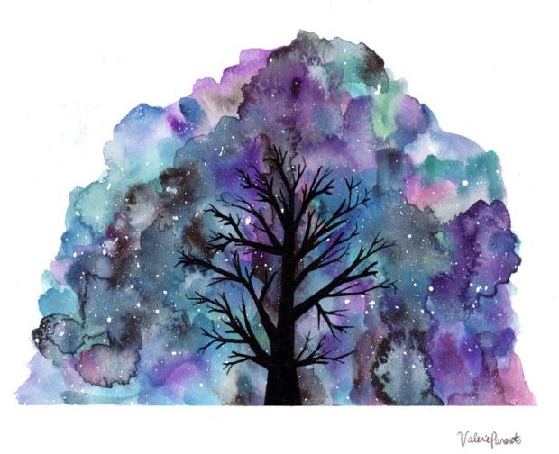 Nebula Tree