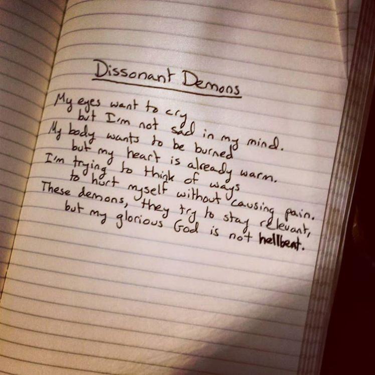 Dissonant Demons
