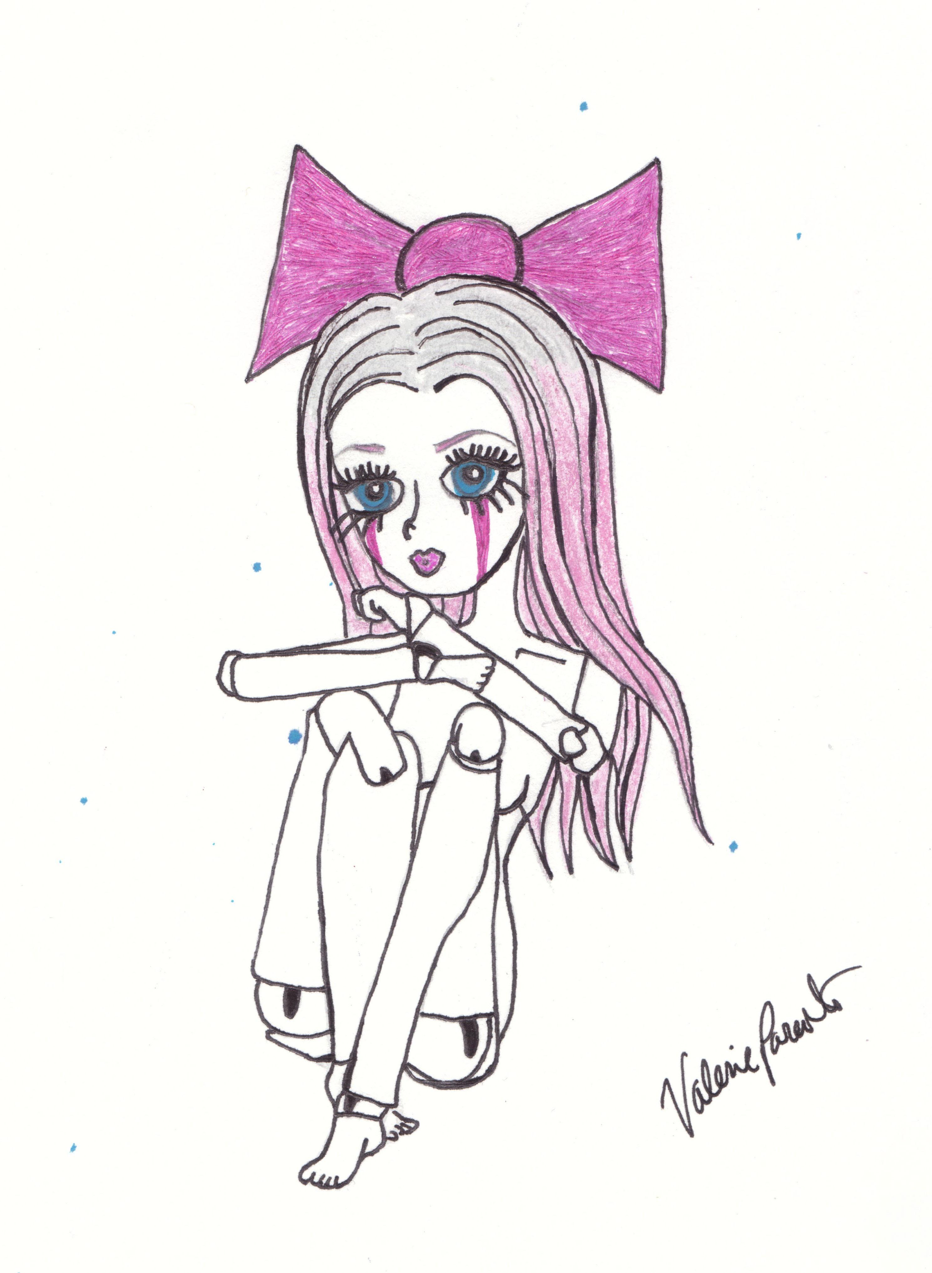 """Kelsey"" by Valerie Parente"
