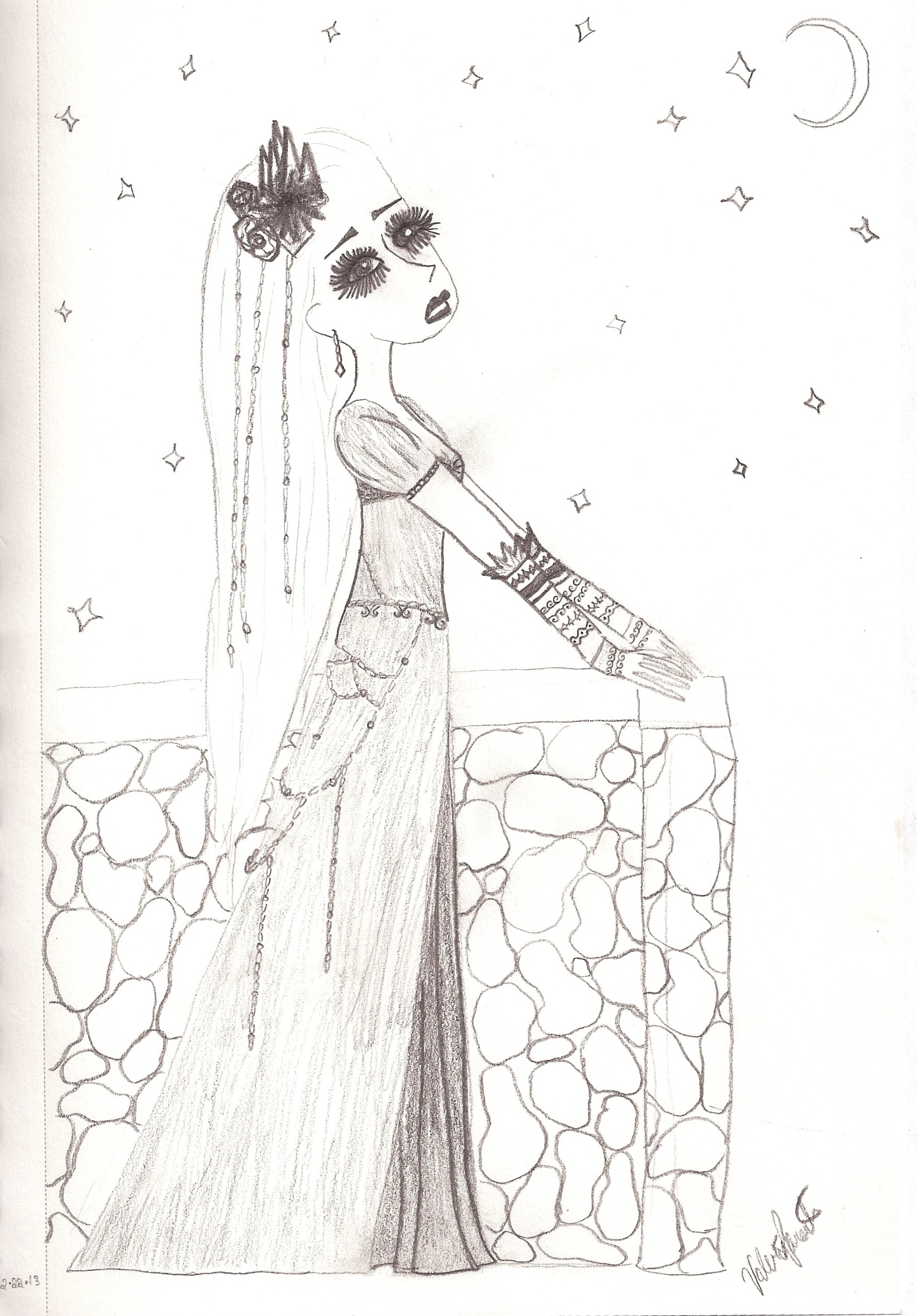 """""""Dazzle"""" by Valerie Parente"""