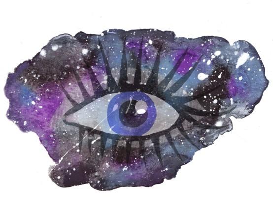 """Cosmic Consciousness"" by Valerie Parente"