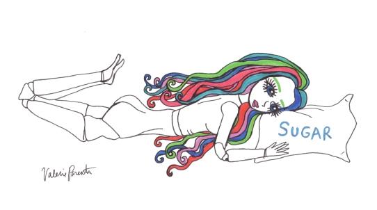 """Sugar"" by Valerie Parente"
