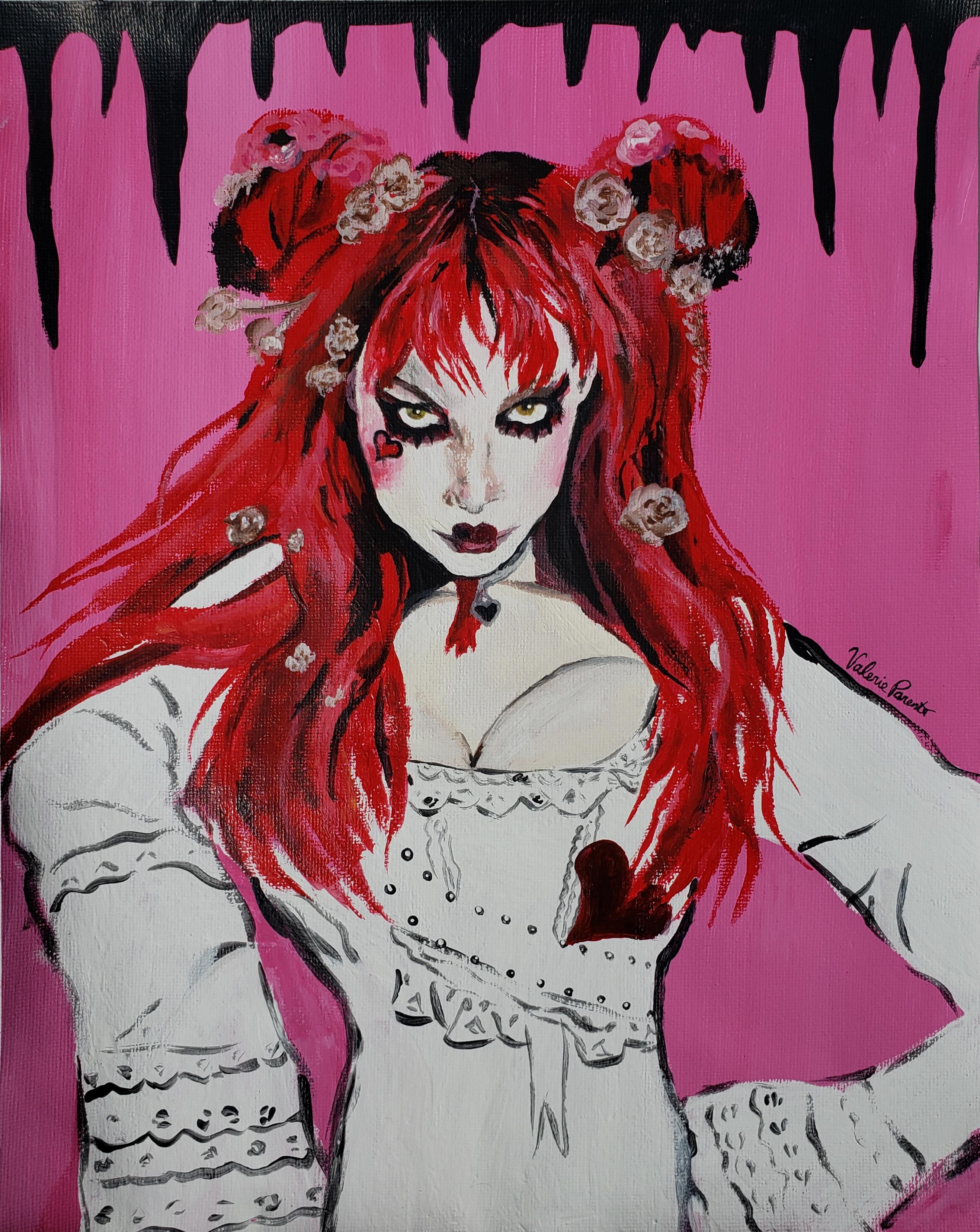 """""""Emilie Autumn - The Kindest Demon"""" by Valerie Parente"""